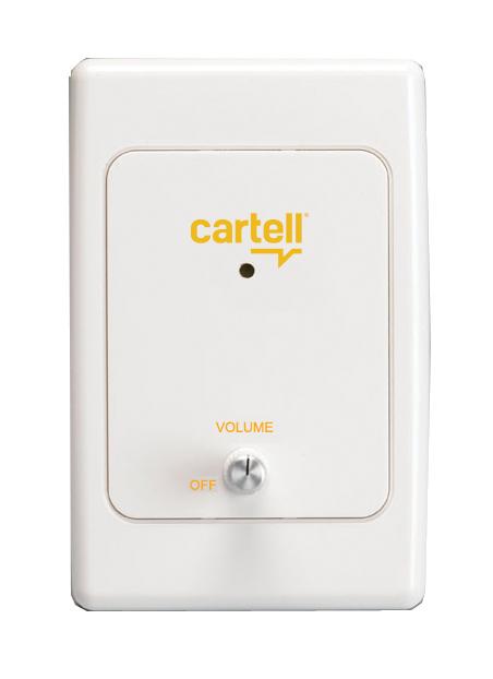 Cartell Alarm Alert sounder component